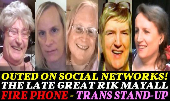 TransgenderZone Vlog #59 230614 - Not so Social Networks!